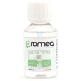Base Végétale Bio 100% VG - Aromea