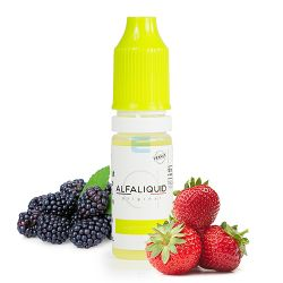 E-liquide Fraise Mûre 10 mL - Alfaliquid