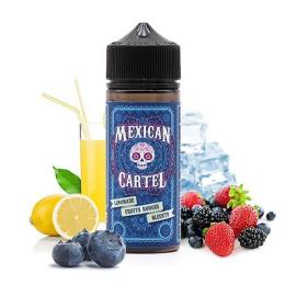 E-liquide Limonade Fruits Rouges Bleuets 100  mL - Mexican Cartel
