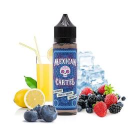 E-liquide Limonade Fruits Rouges Bleuets 50 mL - Mexican Cartel