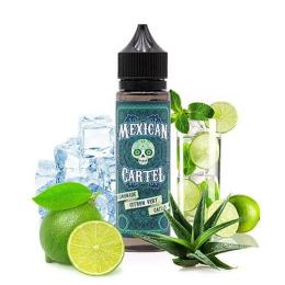 E-liquide Limonade Citron Vert Cactus 50 mL - Mexican Cartel