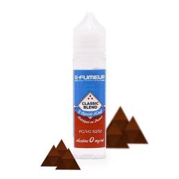 E-liquide Classic Blend 50 mL - E-Fumeur