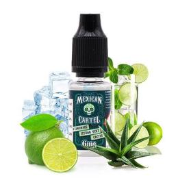 E-liquide Limonade Citron Vert Cactus 10 mL - Mexican Cartel