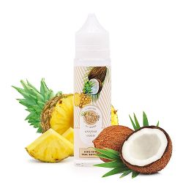 E-liquide Ananas Coco 50 mL - Le Petit Verger