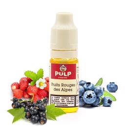 E-liquide Fruits Rouges des Alpes 10 mL - Pulp