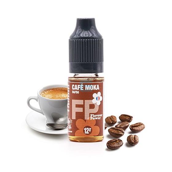 Café Moka - Flavour Power 50/50