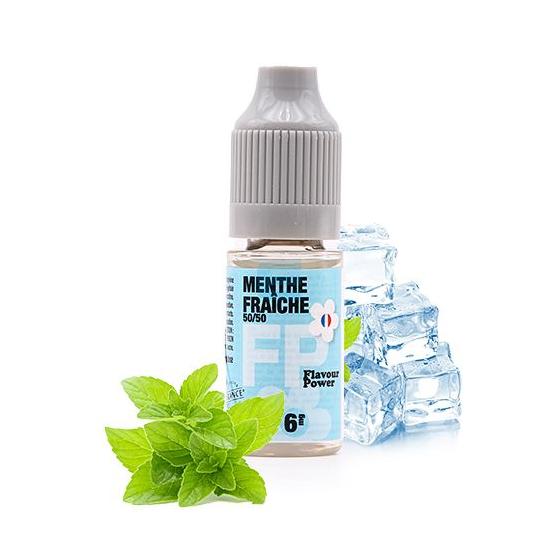 Menthe Fraîche - Flavour Power 50/50