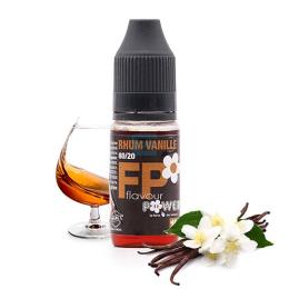 E-liquide Rhum Vanille 10 mL - Flavour Power