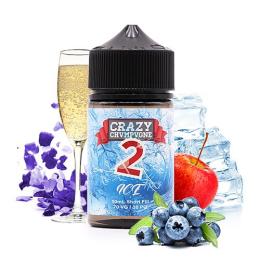 E-liquide Crazy Chvmpvgne Ice V2 50 mL - Mukk Mukk