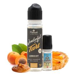 E-liquide Wonderful Tart Abricot 60 mL - Le French Liquide