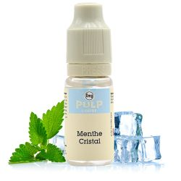 E-liquide Menthe Cristal 10 mL - Pulp