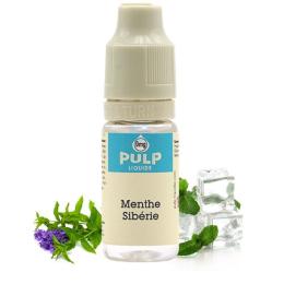 E-liquide Menthe Siberie 10 mL - Pulp
