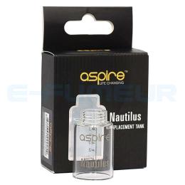 Nautilus / Nautilus Mini - Tube pyrex Aspire Nautilus