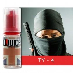 Arômes Tjuice - TY 4 concentré