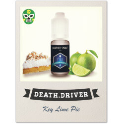 Arômes DIY gourmands - Arôme Death Driver - 10 mL - The Fuu