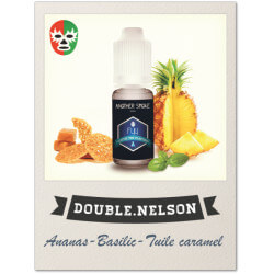 Arômes DIY gourmands - Arôme Double Nelson - 10 mL - The Fuu