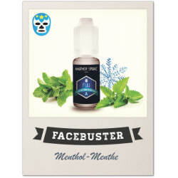Arôme Facebuster - 10 mL - The Fuu