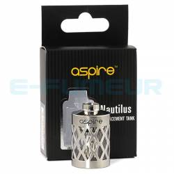 Nautilus 5 mL & Mini / Nautilus 2 - Tube acier / pyrex Aspire Nautilus