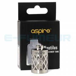 Nautilus / Nautilus Mini - Tube acier & acier/pyrex Aspire Nautilus