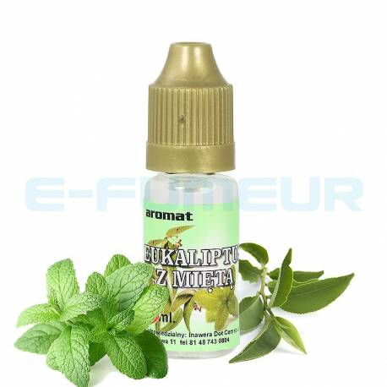 Eucalyptus & Menthe - Arôme DIY Inawera