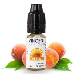 E-liquides saveur fruitée - Pêche 10 mL - VDLV
