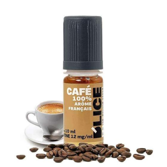 E-liquide Café - Dlice