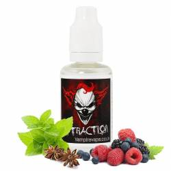 Arômes DIY fruités - Attraction concentré 30 mL - Vampire Vape