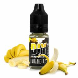 Arômes Solubarome - Arôme DIY Banane US - 10 ml - Revolute