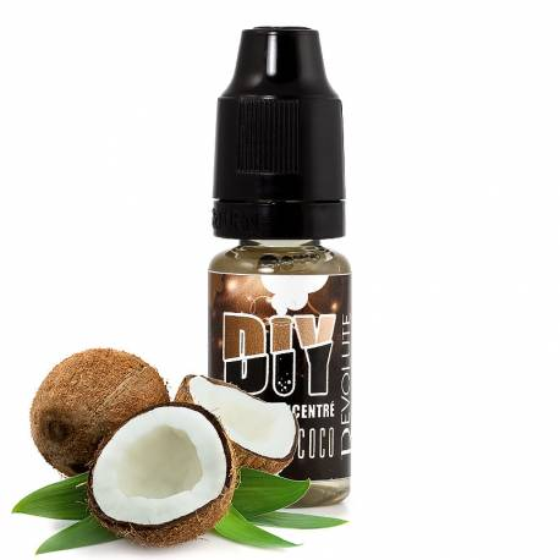 Arôme DIY Noix de coco - 10 ml - Revolute