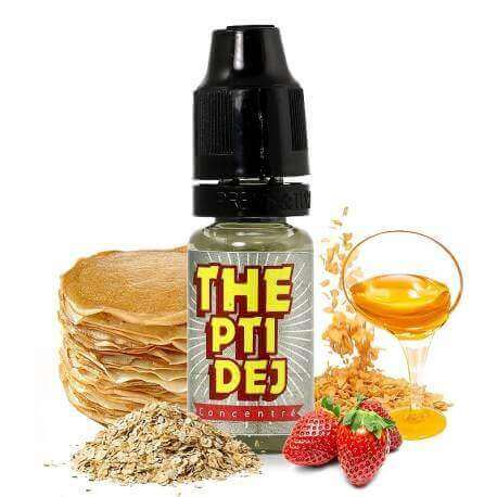 Concentré The Pti Dej 10 mL - Revolute Vape or Diy