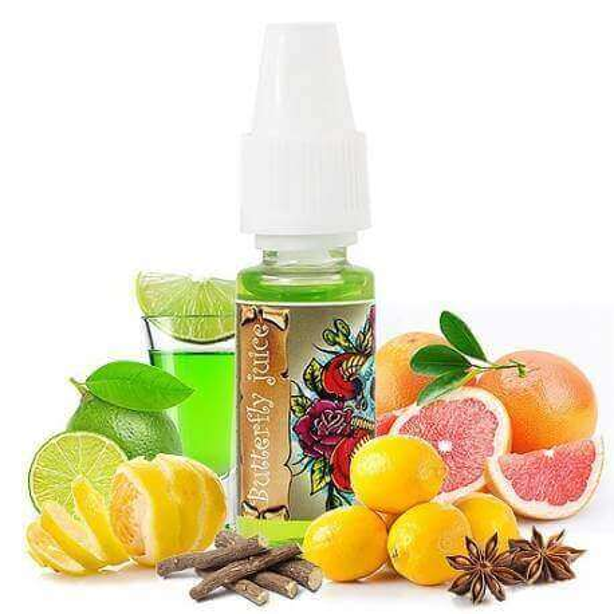 Arôme Butterfly juice 10 mL - Ladybug Juice