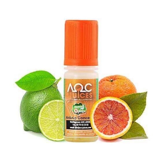 Arôme Lemon Orange Juice 10 mL - AOC Juices