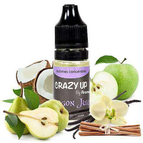 Dragon Juice Crazy Up 10 mL - Aromea