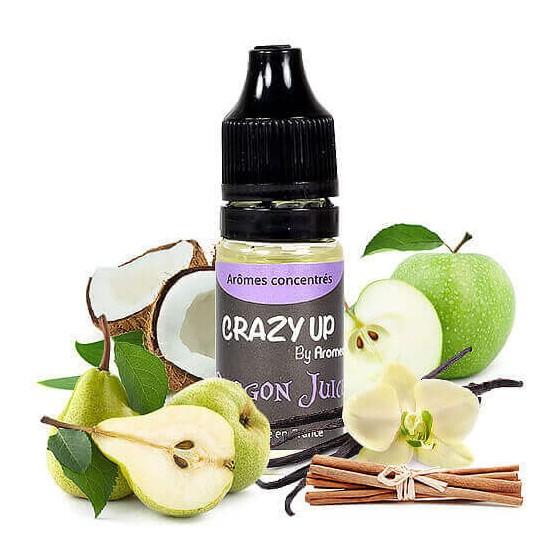Dragon Juice Crazy Up 10 mL - Aromea