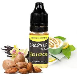 Arômes DIY gourmands - Hellebore Crazy Up 10 mL - Aromea