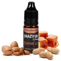 Arômes DIY gourmands - Pepper Up Crazy Up 10 mL - Aromea