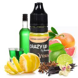 Concentré Snake Venom Crazy Up 10 mL - Aromea