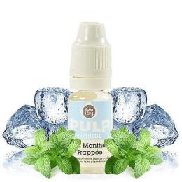 E-liquides saveur menthe - Menthe Frappée 10 mL - PULP