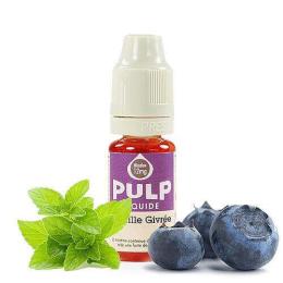 E-liquide fruité / menthe - Myrtille Givrée 10 mL - PULP
