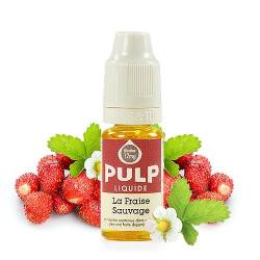 E-liquides saveur fruitée - Fraise Sauvage 10 mL - PULP