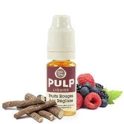 Tjuice - Fruits-Rouges à la Réglisse 10 mL - PULP
