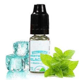 E-liquides saveur menthe - Menthe Glaciale 10 mL - VDLV