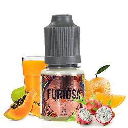 E-liquides saveur fruitée - Lava Drops 10 mL - Dragon Clouds