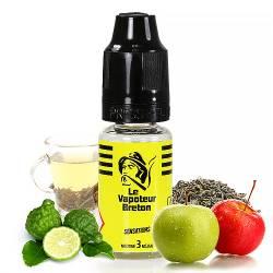 E-liquides saveur fruitée - Jaune sensations 10 mL - Le Vapoteur Breton
