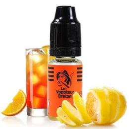 E-liquides saveur fruitée - Orange sensations 20 mL - Le Vapoteur Breton