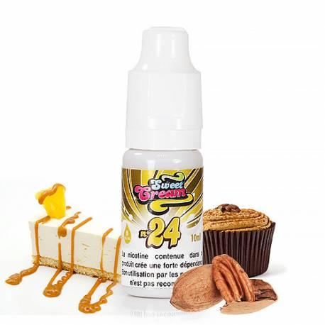 Sweet Cream n°24 10 mL - Eliquid France