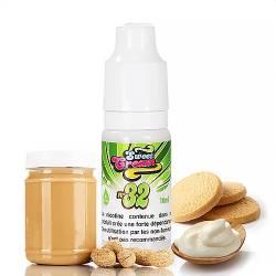 Eliquid France - Sweet Cream n°32 10 mL - Eliquid France