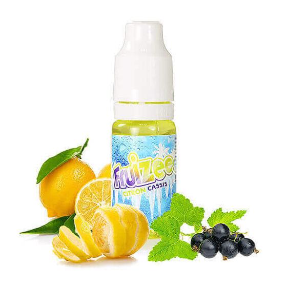 Citron Cassis 10 mL - Fruizee