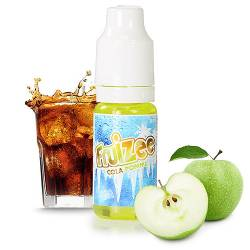Eliquid France - Cola Pomme 10 mL - Fruizee