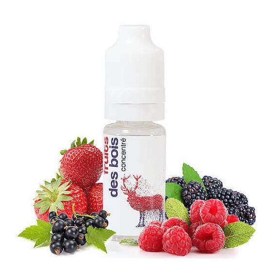 Arôme Fruits des Bois 10 mL - Solana